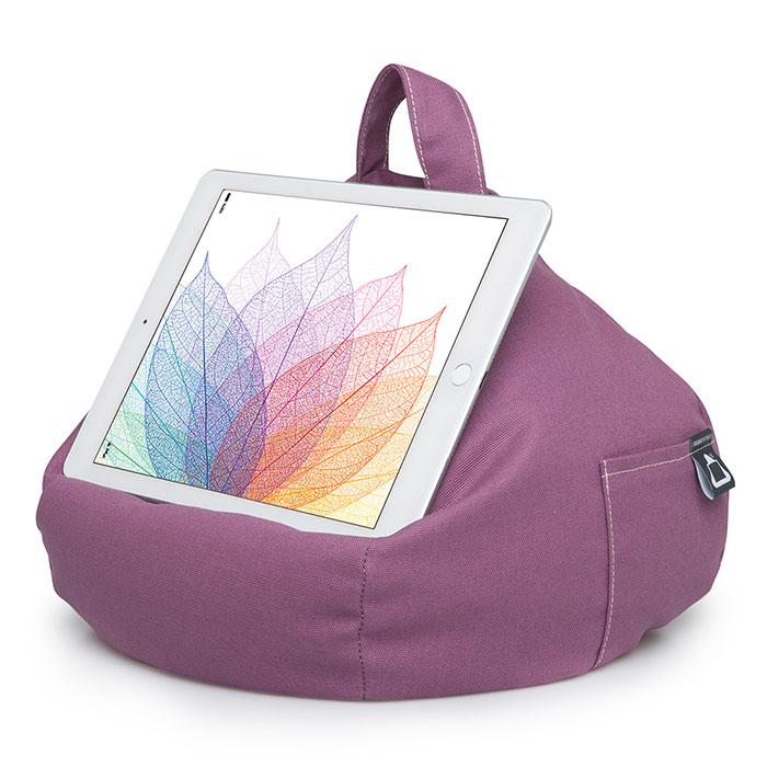iBeani Purple Bean Bag Cushion