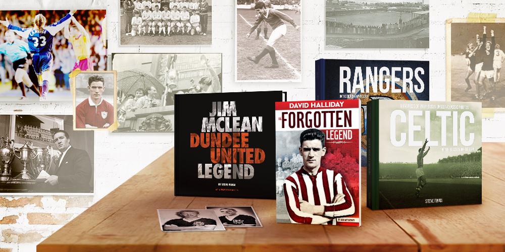Scottish Football Books
