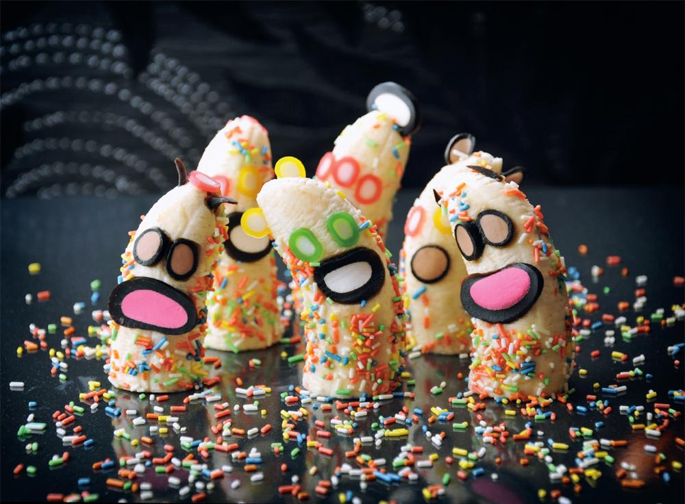 Boo-nanas recipe
