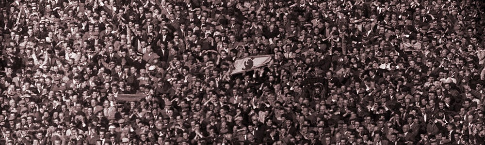 Scotland Football Crowds