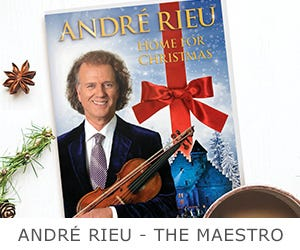 ANDRE RIEU - The Meastro