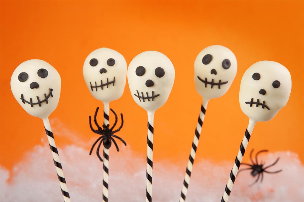 Spooky Skulls recipe OJW